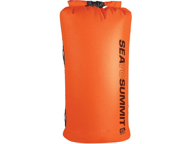 Sea to Summit Big River Bolsa seca 65L, orange